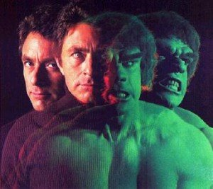 """The Incredible Hulk"" from the CBS TV Series"